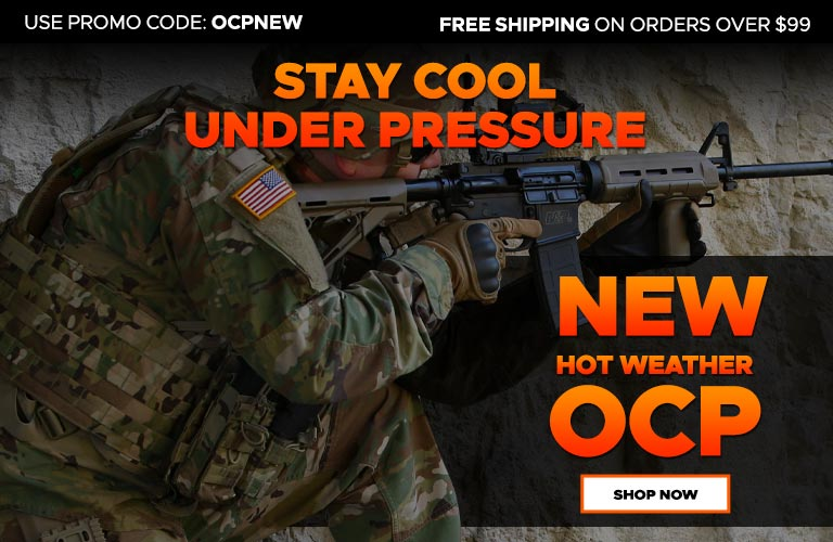 New Hot Weather OCP