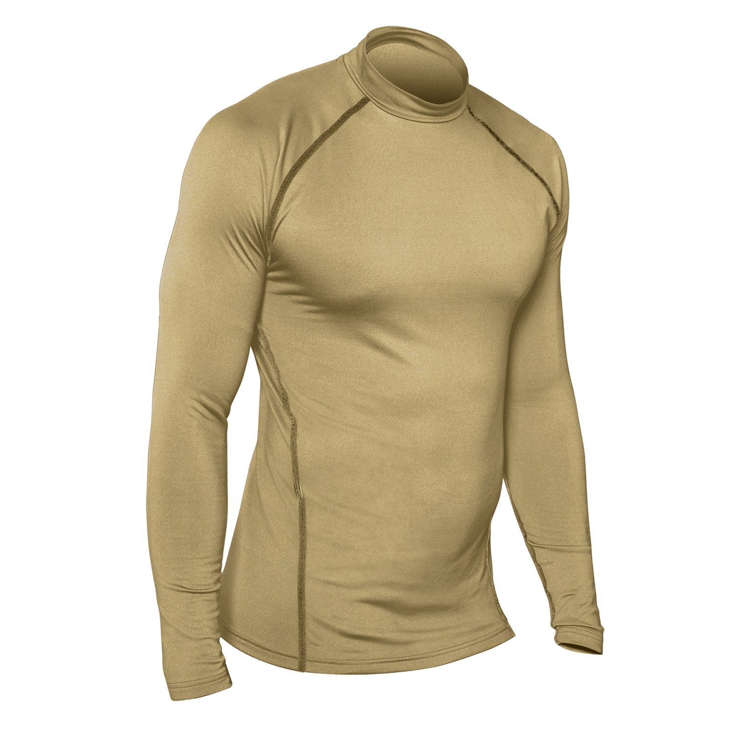 3b83a42593a3 Champion Tactical Competitor Double Dry Long Sleeve Mock Tee