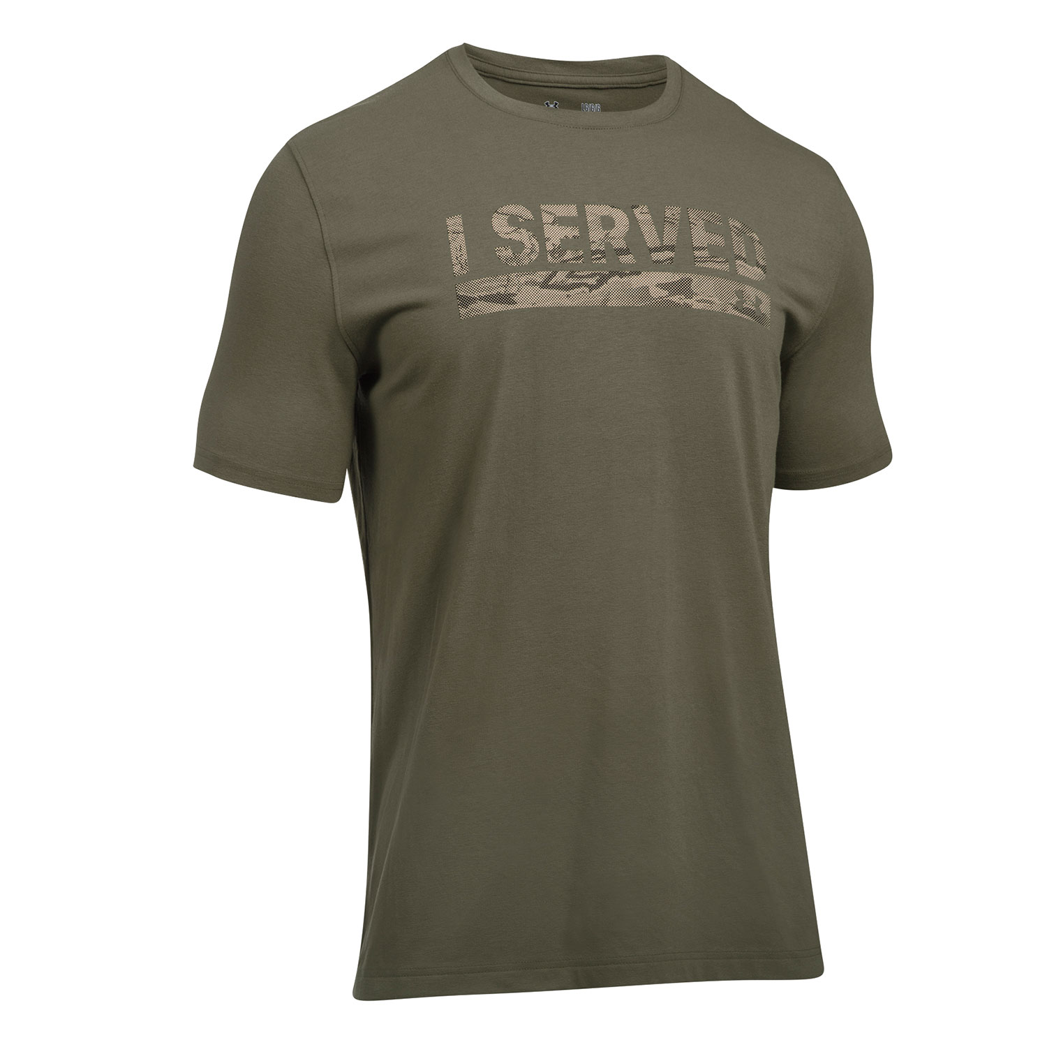 09c6d10250 Under Armour Freedom I Served Graphic T-Shirt.